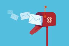 Email рассылка в ручную по вашим базам 8 - kwork.ru
