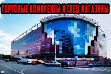 База данных предприятий города Нижнего Новгорода 2018 17 - kwork.ru