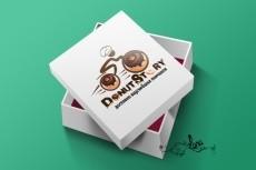 Создам логотип - личный или фирменный 50 - kwork.ru