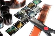 Обрезка, склейка видео, наложение звука, титров 9 - kwork.ru