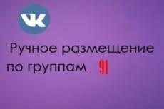 Расскажу о Вас в собственных группах в соц. сетях. ВКонтакте + другие 22 - kwork.ru