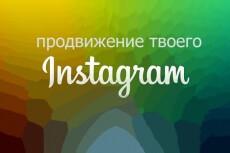 Раскрутка Инстаграм аккаунта 9 - kwork.ru
