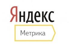 Настройка и установка счетчика Яндекс.Метрики 21 - kwork.ru