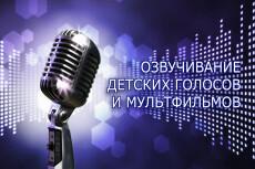 Озвучу видеоролик 6 - kwork.ru