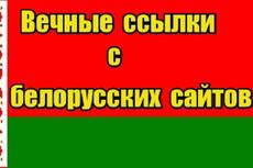 2 спорт сайта, вечные ссылки 7 - kwork.ru