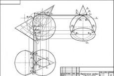 Выполню задачи по инженерной графике в Autocad/Компас 9 - kwork.ru