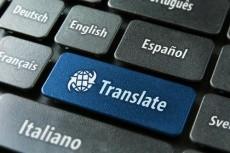 Выполню перевод английского текста на русский, украинский и наоборот 20 - kwork.ru