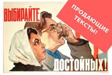 Качественные SEO тексты 34 - kwork.ru