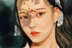 Нарисую ваш портрет CG 10 - kwork.ru