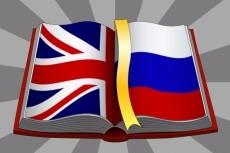 Сделаю англо-русский перевод текста 16 - kwork.ru