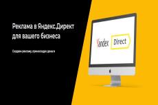 3 объявления РСЯ на 50 ключевых слов 13 - kwork.ru
