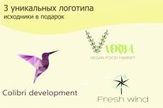 Отрисую в векторе 3 - kwork.ru