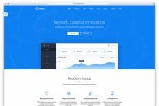 Bootstrap верстка сайта 8 - kwork.ru