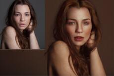 Необычный портрет 5 - kwork.ru