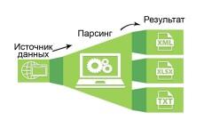 Парсинг товаров с сайтов в CSV 8 - kwork.ru