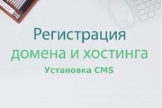 Регистрация домена (сайта) и хостинга 17 - kwork.ru