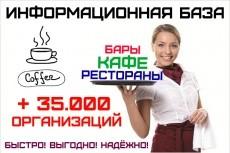 База скайпов интернет-предпринимателей 9 - kwork.ru