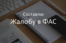 Подготовлю заявление или жалобу в правоохранительные органы 20 - kwork.ru