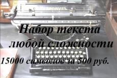 Рерайтинг объявлений, текстов 17 - kwork.ru