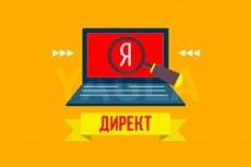 Настрою Яндекс Директ 13 - kwork.ru