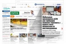 Размещу Вашу новость в небольших СМИ в Соединенных Штатах Америки, EN 24 - kwork.ru