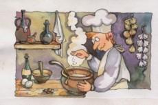 Иллюстрация акварелью 14 - kwork.ru