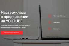 Создам красивый сайт-визитку на wordpress 30 - kwork.ru