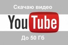 Скачаю с YouTube видео без лимита по длительности 13 - kwork.ru