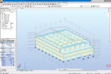 Создание 3D зданий в Revit. Рендер здания 10 - kwork.ru