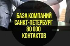 Сбор и фильтрация баз пользователей в Instagram по вашим критериям 17 - kwork.ru