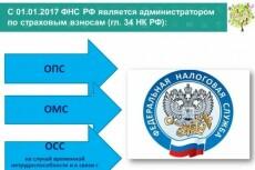 Заполню Расчет по страховым взносам РСВ 19 - kwork.ru