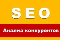 Внутренняя оптимизация сайта 4 - kwork.ru