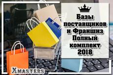 База франшиз 2 - kwork.ru