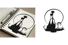 отрисую логотип, иллюстрацию 16 - kwork.ru