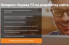 Комплексный анализ (аудит) сайта 4 - kwork.ru