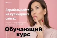 Видеоурок по быстрому созданию трафикового сайта для заработка за 1 день 5 - kwork.ru