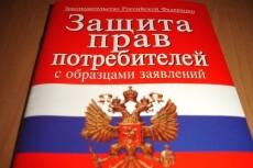 Составлю иск о взыскании алиментов 17 - kwork.ru