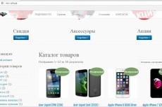 Сделаю Интернет-магазин (сайт) 15 - kwork.ru