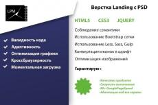 Разработка Лендинга под ключ 6 - kwork.ru
