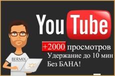 сделаю аудит Вашего канала в видео формате 3 - kwork.ru