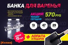 Копия любого landing page с установкой панели управления 11 - kwork.ru