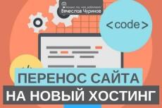 Создам одностраничный сайт на Wordpress 16 - kwork.ru
