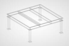 Проектирование отопления и вентиляции коттеджа 27 - kwork.ru