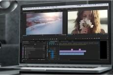 Монтаж и обработка видео, а также цветокоррекция 12 - kwork.ru