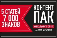 Сделаю ваш текст оригинальным 17 - kwork.ru
