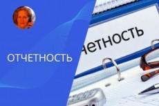 Составлю годовую отчетность для ИП без сотрудников 24 - kwork.ru
