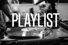 Плейлист альтернативной зарубежной музыки разных поколений и песни из 9 - kwork.ru