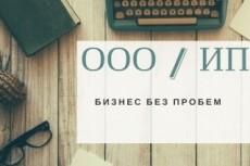 Ведение бухгалтерии малых предприятий и ИП, все онлайн 16 - kwork.ru