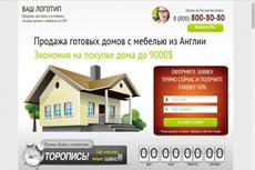 Копия любого landing page с установкой панели управления 20 - kwork.ru