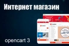 Продам готовый настроенный интернет-магазин для любых товаров 12 - kwork.ru